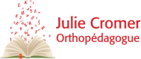 Julie Cromer – Orthopédagogue Logo