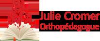Julie Cromer – Orthopédagogue Logo
